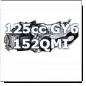125CC GY6 Onderdelen