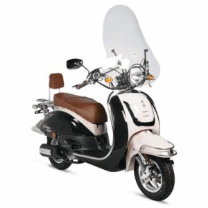 Onderdelen AGM BTC IVA La Souris Senzo Retro Scooters