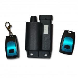 Euro-begenzer Piaggio CDI met afstandsbediening