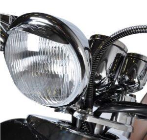Wimper-retro-scooter
