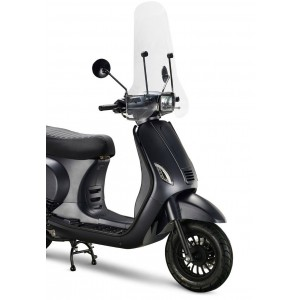 "Windschermen BTC Riva Sport, AGM VX50S, Senzo Rivalux S, IVA LUX Sport, La Souris Vespelini Sourini S , VOM Venice en alle China ""vespa look a like"" scooter met vierkante koplamp"