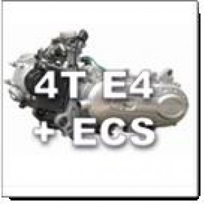 Euro4 Motoronderdelen met ECS