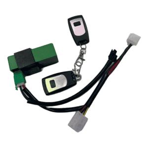 Begrenzer met afstandsbediening, opvoeren Elektrische Scooter | Q Crystal / Nipponia Volty